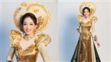 Hé lộ trang phục dân tộc Phương Nga mang đến Miss Grand International 2018
