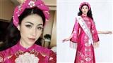 Hé lộ trang phục dân tộc của Đại diện Việt Nam tạiMiss Model Of The World 2018