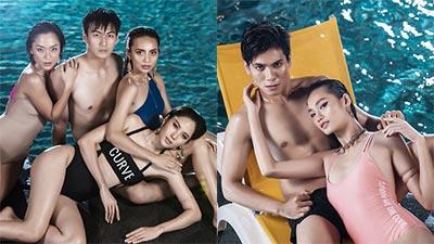 Bộ ảnh bikini nóng bỏng của Top 10 'The Face Vietnam 2018'