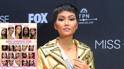 Chuyên trang sắc đẹp 'khó ở' đánh giá H'Hen Niê ở vị trí này sau phần trình diễn 'rực rỡ' tại bán kết Miss Universe 2018