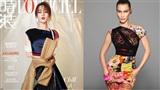 Bella Hadid, Irina Shayk và Shalom Harlow 'cực ngầu' trong chiến dịch thời trang mới