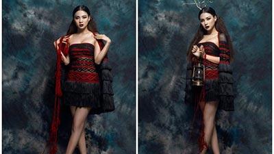 'Thiên thần Bolero' Thiên Hương lột xác với phong cách gợi cảm