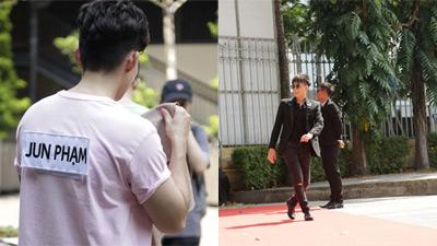 Đột nhập hậu trường Running Man bản Việt buổi ghi hình đầu tiên