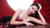 Hoa hậu Trái đất Phương Khánh tung bộ ảnh xuân đậm chất Á Đông