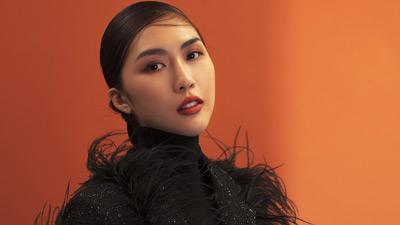 Hoa hậu Tường Linh 'lột xác' sắc lạnh trong bộ hình thời trang quý cô bí ẩn