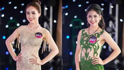 Dàn thí sinh 'Người đẹp Kinh Bắc 2019' khoe vẻ đẹp lộng lẫy trong trang phục dạ hội