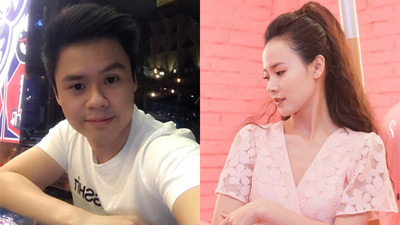 Phan Thành vừa đăng status 'thả thính', Midu cũng bất ngờ 'phản hồi', dân mạng soi ra ngay điểm đáng chú ý