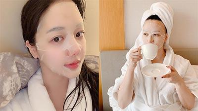 Nghiền mặt nạ giấy đến thế nào thì bạn vẫn phải tránh đắp trong 5 khoảng thời gian nhạy cảm này