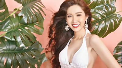 Hoa hậu chuyển giới Việt Nam tung bộ hình bikini khoe đường cong nóng bỏng
