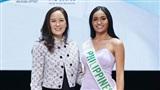 Cận cảnh nhan sắc mỹ nhân khiến Đỗ Nhật Hà phải dè chừng tại Miss International Queen 2019