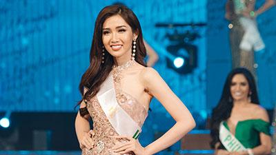 Hành trình đáng nhớ của Đỗ Nhật Hà tại Hoa hậu chuyển giới quốc tế 2019