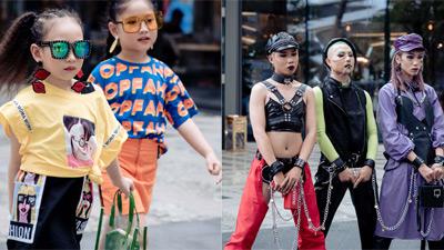 The Best Street Style ngày 3: Mẫu nhí chiếm lĩnh sàn diễn thời trang đường phố