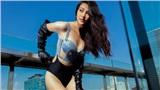 Hoa hậu Phương Khánh khoe bộ ảnh bikini nóng bỏng sau khi giảm được 10kg