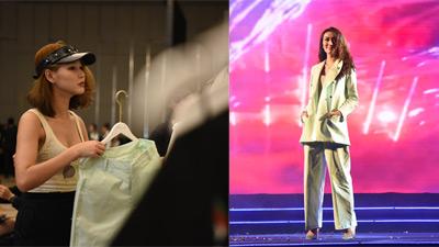 Diệp Linh Châu cùng nhiều nhà mốt Việt hội ngộ trong sự kiện thời trang
