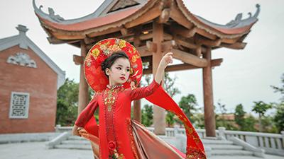 Lộ diện quốc phục chính thức của đại diện Việt Nam tại Hoa hậu Hoàn vũ nhí 2019