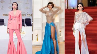 Sau H'Hen Niê, cả loạt mỹ nhân đình đám Hương Giang, Kỳ Duyên, Bích Phương bị tố mặc váy nhái