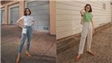 Bảo chứng cho vẻ sành điệu là combo áo phông – quần jeans với 15 ý tưởng diện mãi không biết chán này