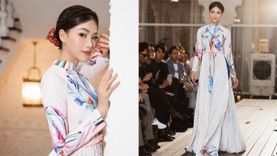 Hoa hậu Phương Khánh tiết lộ thích quan điểm làm nghề của siêu mẫu Minh Tú