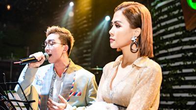 Trước thềm chung kết 'Ẩn số hoàn hảo', Tăng Phúc – Hà Nhi chiêu đãi khán giả thủ đô vớiloạt hit của Hà Anh Tuấn, Chi Pu