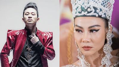 Bị Tùng Dương 'móc máy' về danh xưng Diva, Thu Minh đáp lời cực khéo léo