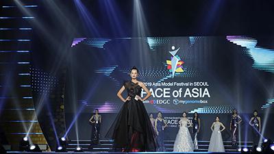 Đại diện Việt Nam Quỳnh Anh lọt Top 10chung kết cuộc thi Face of Asia 2019