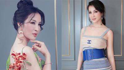 Lâu lâu xuất hiện, MC Thanh Mai lại gây thương nhớ khidiện loạt váy hè trẻ trung