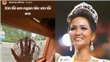HOT: Hoa hậu H'Hen Niê thốt lên đau đớn vì vương miện bị gẫy, cộng đồng fan sắc đẹp dậy sóng