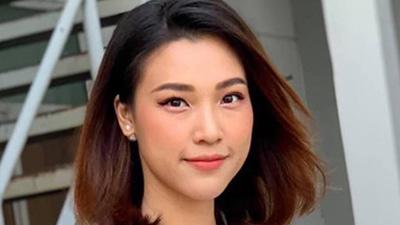 Á hậu Hoàng Oanh bất ngờ thông báo mang thai sau 5 tháng công bố có tình mới?