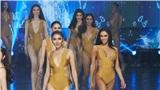 Dàn mỹ nữ nóng bỏng ở Hoa hậu chuyển giới Thái Lan 2019, vẫn chưa thấy ai vượt mặt được Hương Giang