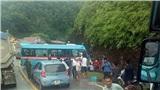 Vụ xe khách đâm xe đầu kéo ở Tuyên Quang: Nạn nhân là giáo viên Hải Phòng đi từ thiện