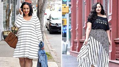 4 họa tiết mà hội chị em hơi thừa cân cần tránh mặc kẻo tự biến mình thành thảm họa