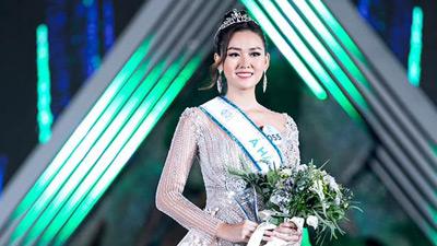 Á hậu Tường San chính thức đại diện Việt Nam tham gia Miss International 2019