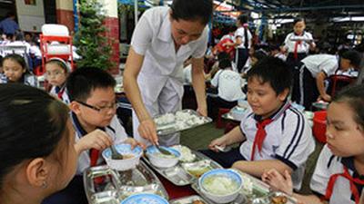 TP.HCM: Kiểm tra bếp ăn bán trú, căng tin trường học trong tháng 9