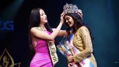 Phương Khánh nói về việc cho thí sinh mượn váy tại Miss Earth India 2019: 'Điều tất yếu một hoa hậu cần làm'