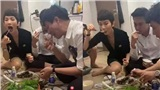 Nghi vấn cựu người mẫu Xuân Lan hẹn hò diễn viên Quốc Trường sau khi chia tay bạn trai ngoài Hà Nội