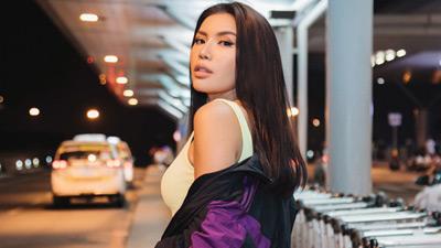 Minh Tú lên đường sang Mỹ tham dự New York Fashion Week 2019