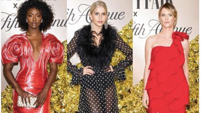 Trước thềm New York Fashion Week, báo Mỹ bỗng đăng tại lại toàn bộthiết kế váy của Công Trí