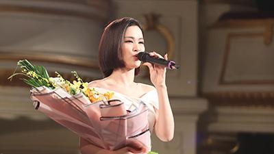 Đông Nhi hát live 3 ca khúc hit nhất cùng dàn nhạc giao hưởng nổi tiếng Đài Loan