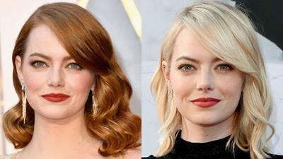 11 người đẹp Hollywood nổi tiếng với màu tóc đỏ hóa ra lại là 'tóc vàng hoe' chính hiệu