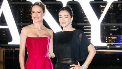 Sự kiện thảm đỏ quy tụ dàn mỹ nhân Hoa ngữ: 'Đệ nhất mỹ nữ Bắc Kinh' Cảnh Điềm lép vế trước đàn chị Củng Lợi