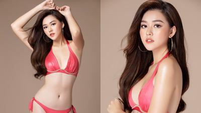Trước thềm Miss International 2019, Á hậu Tường San bất ngờ tung bộ ảnh bikini siêu 'nóng bỏng'