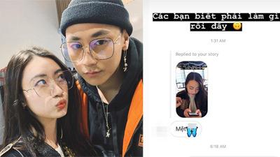 Bạn gái bị xúc phạm trên mạng xã hội và đây là cách đáp trả cực gắt từ 'soái ca' Rocker Nguyễn