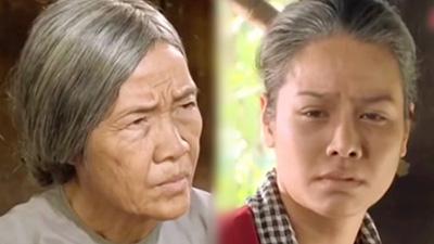 'Tiếng sét trong mưa': Nhìn mặt quen mà không nhận ra Thị Bình, dì Bảy 82 tuổi còn gây ức chế hơn cả Khải Duy