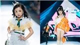 Cặp chị em Hoa hậu nhí Trang Anh - Bảo Anh tỏa sáng trên sàn diễn Tuần lễ thời trang Quốc tế Việt Nam 2019