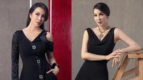 MC Thanh Mai biến hóa với phong cách 'nổi loạn', xứng danh người đẹp không tuổi showbiz Việt