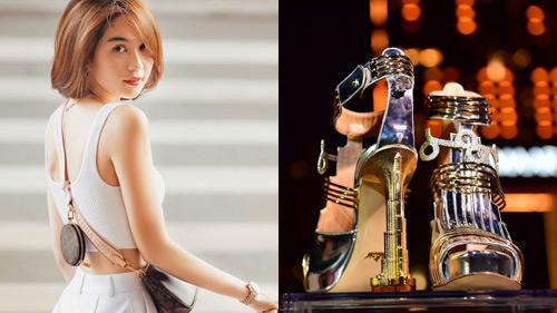 'Thánh nữ hàng hiệu' Ngọc Trinh có bạo chi đến đâu thì chắc cũng choáng váng khi nhìn giá đôi giày đắt nhất thế giới