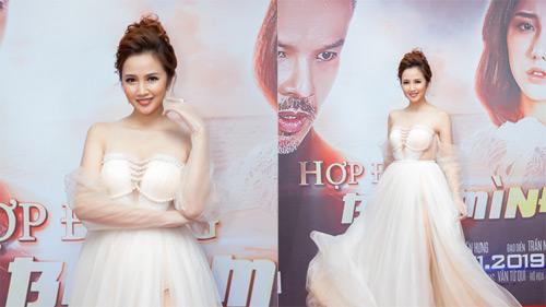 Giải đồng Siêu mẫu Việt Nam 2013 bất ngờ tái xuất thảm đỏ sau thời gian dài vắng bóng