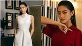 'Dắt túi' những trang phục diện Thu Đông đẹp chuẩn của Hoa hậu Lương Thùy Linh