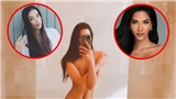 Góc hoa mắt: Đây là Phạm Hương hay Hoàng Thùy táo bạo khoe ảnh bán nude?