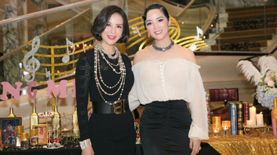 Nghe danh đã lâu nhưng lần đầu tiên, MC Thanh Mai cho khán giả 'mục sở thị' vòng eo 58cm của mình